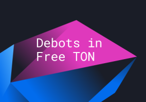 Write and Deploy your First DeBot on Windows OS