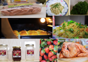 Think like a chef: Beginners Guide to cooking with confidence